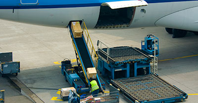 Transporte aéreo <br> EP save Air Freight